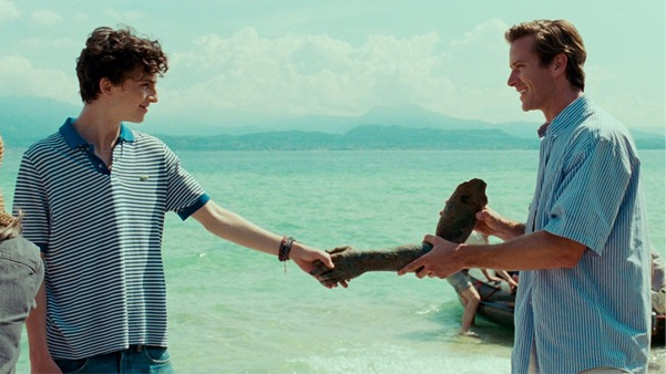 Film Image: Call Me By Your Name