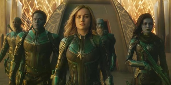 Film Image: CAPTAIN MARVEL