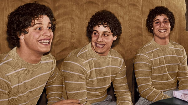 Film Image: Three Identical Strangers