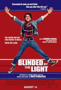 Film Poster: BLINDED BY THE LIGHT