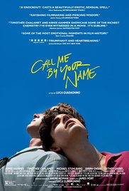 Film Poster: Call Me By Your Name