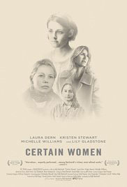 Film Poster: Certain Women