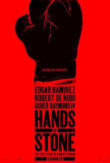 Film Poster: Hands of Stone