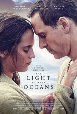 Film Poster: The Light Between Oceans