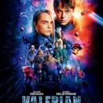 Film Poster: Valerian and The City of A Thousand Planets