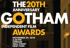 The 20th Gotham Awards