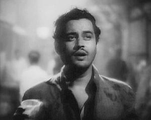 Guru Dutt in Pyaasa (1957)