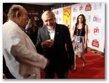 CineVegas11 - FFT Photo Coverage -- Robin Leach and Dennis Hopper