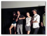 CineVegas11 - FFT Photo Coverage -- Director SCOTT CAAN & CAST OF MERCY