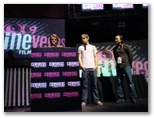 CineVegas11 - FFT Photo Coverage -- Director Kyle Alvarez of Easier With Practice