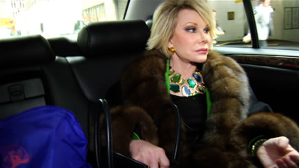 Image from JOAN RIVERS - A PIECE OF WORK