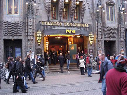 Theater Tuschinski - Amsterdam