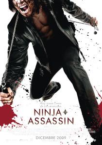 locandina ninja assassin