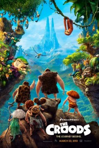 i croods poster