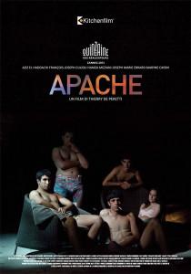 apache locandina