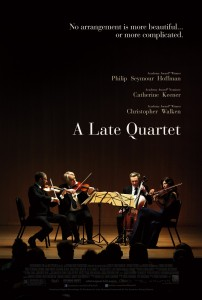 a late quartet locandina