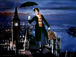mary poppins tim burton
