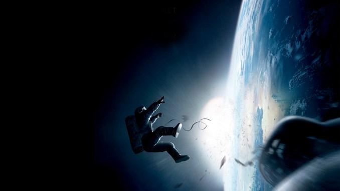 gravity film in sala