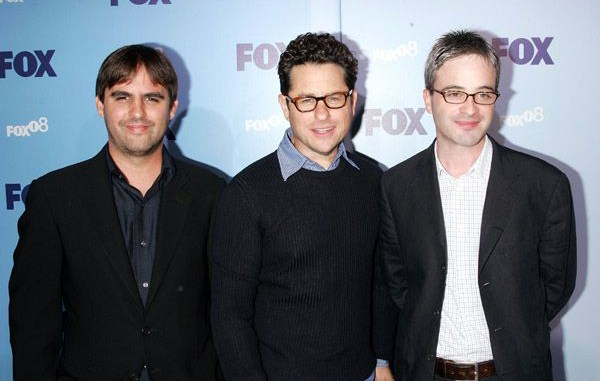 Alex Kurtzman, Bob Orci and JJ Abrams