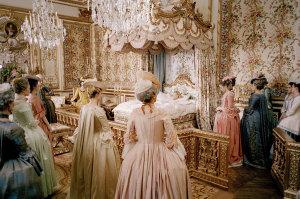 Marie-Antoinette stanza