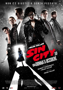 locandina sin city 2