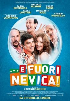 E FUORI NEVICA LOCANDINA FILM