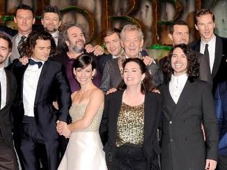 lo hobbit cast