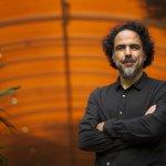 "Alejandro González Iñárritu sul set del suo ultimo film ""The Revenant"""