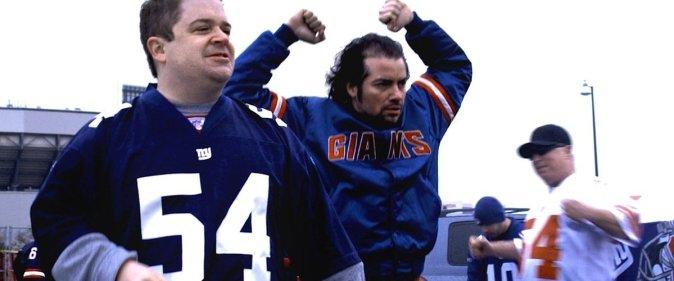 """Big Fan (2009) - Indie comedy vista al Sundance: Il super fan dei New York Giants, Paul Alfiero cambierà opinione suoi suoi beniamini dopo uno """"scontro"""" con il suo giocatore preferito."""