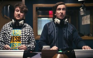 Alan Partridge Alpha Papa #1