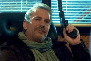 3 Days to Kill, Kevin Costner