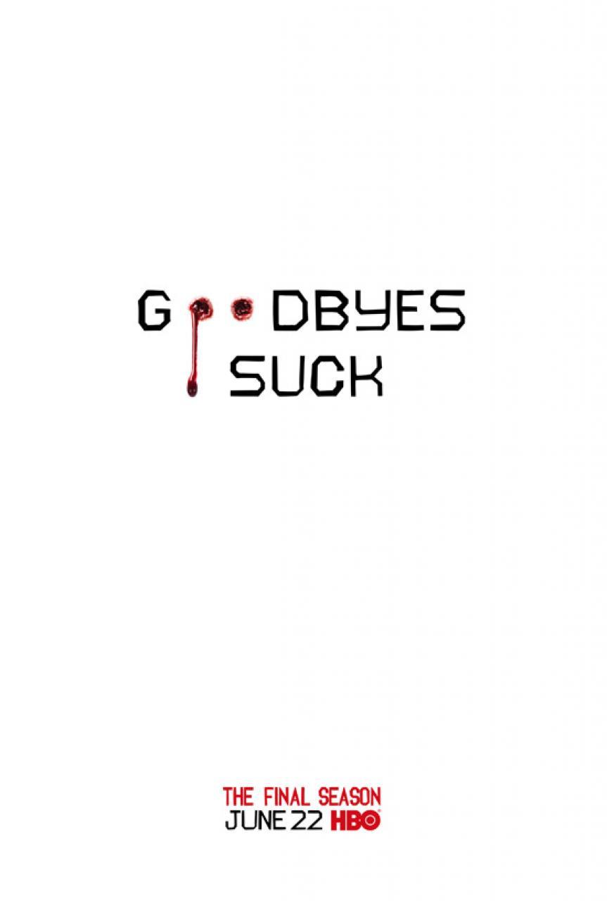 das ende naht neue true blood poster
