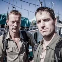 Shawn Heinrichs and Paul Hilton_credit Shawn Heinrichs