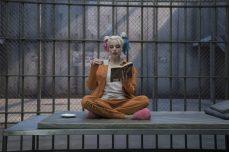Margot Robbie als Harley Quinn gevangenis