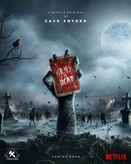 Army of the Dead (Ölüler Ordusu): Zack Snyder'ın Yeni ...