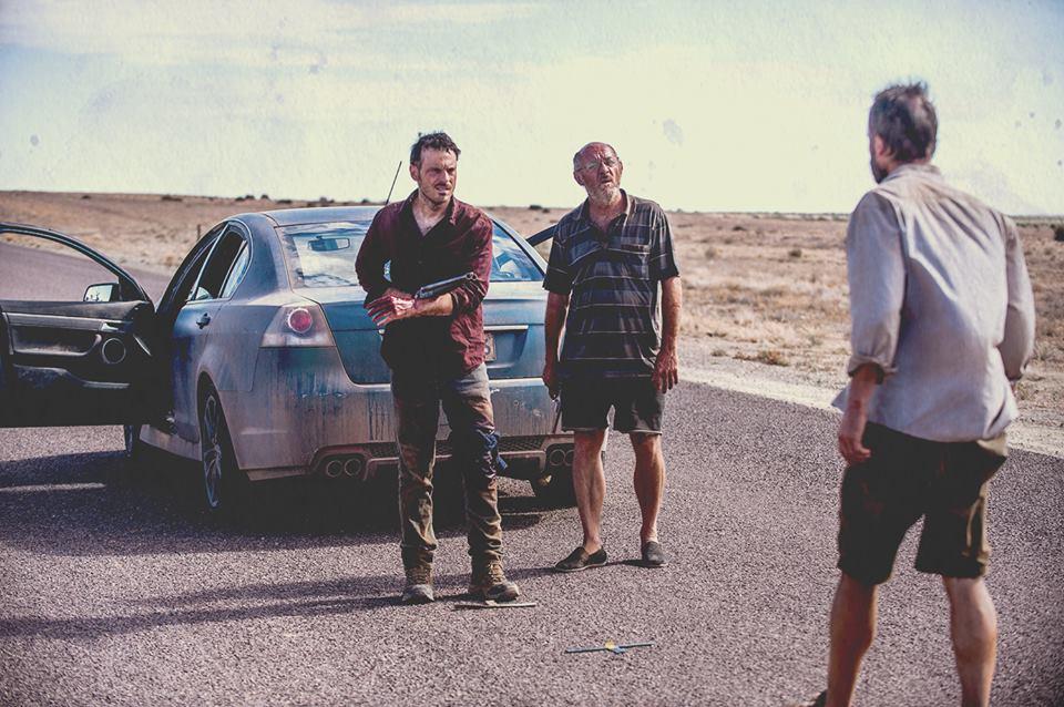 the rover4 Avustralya Kırsallarında Çöküş ve İntikam: The Rover