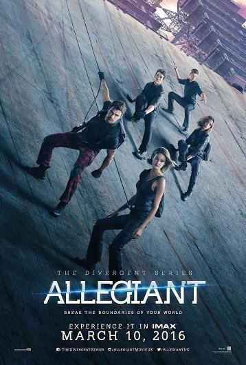 Nieuwe Divergent series: Allegiant trailer