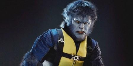 Nicholas Hoult vertelt over beast in X-Men: Apocalypse