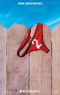 Teaserposter Bad Neighbours: Sorority Rising