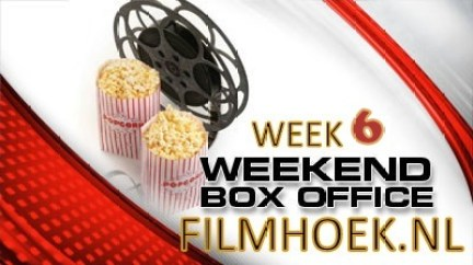 Box office NL - Week 6: A Deadpool valentine