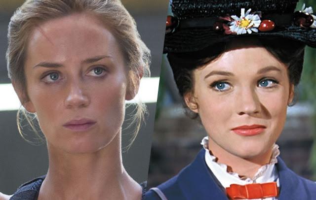 Mary Poppins sequel met in de hoofdrol Emily Blunt