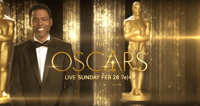 Winnaars Oscars 2016