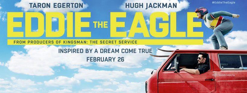 Trailer Eddie the Eagle met Taron Egerton en Hugh Jackman