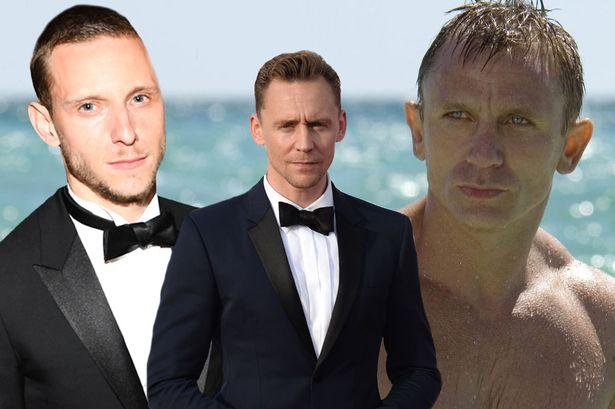 Tom Hiddleston of Jamie Bell de nieuwe James Bond?