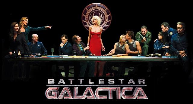 Francis Lawrence regisseur Battlestar Galactica-film