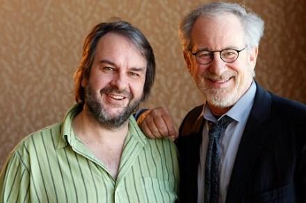 Peter Jackson en Steven Spielberg
