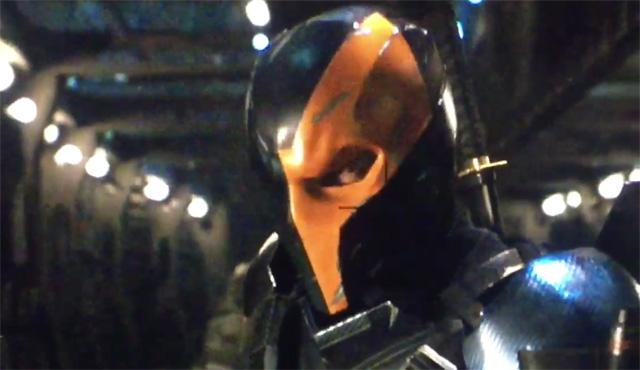 Ben Affleck onthult Deathstroke in Justice League