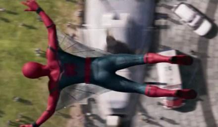 Eerste beelden Spider-Man: Homecoming