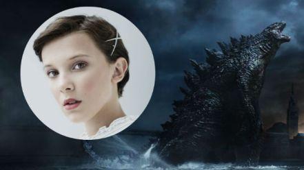 Stranger Things' Millie Bobby Brown hoofdrol in Godzilla: King of the Monsters