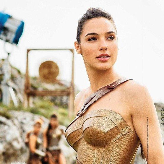 Nieuwe foto Wonder Woman